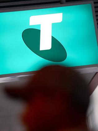 Telstra ... have disclosed how much data they have given to government agencies. Picture: AFP