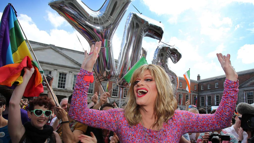 Welcome to 40 Gay Ireland