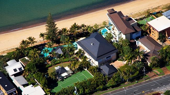 THE home at Scarborough Pde, Redcliffe, which has sold for $5.3 million. Picture: Supplied.