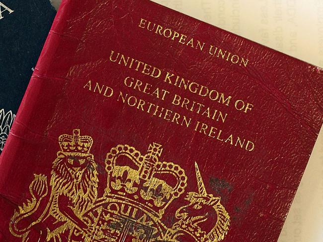 What Brexit means for your UK passport