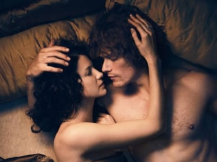 Is it getting hot in here, or is it us? Photo: 'Outlander'