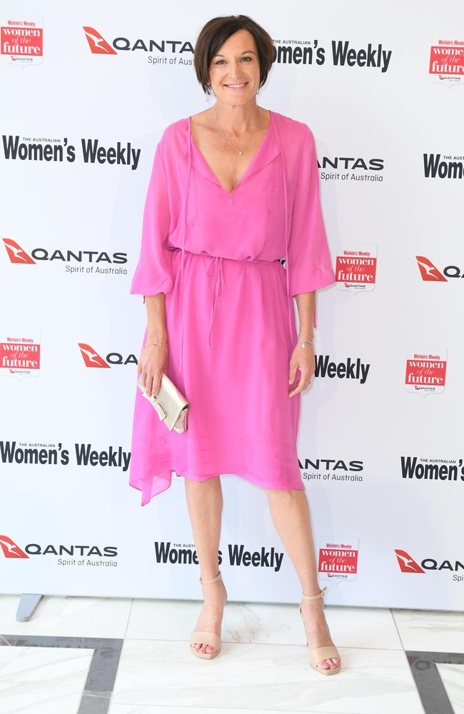 Cassandra Thorburn at The Australian Women's Weekly on October 4th. Picture: Belinda Rolland