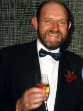 Max Bromson pictured in healthier and happier times. Picture: Supplied