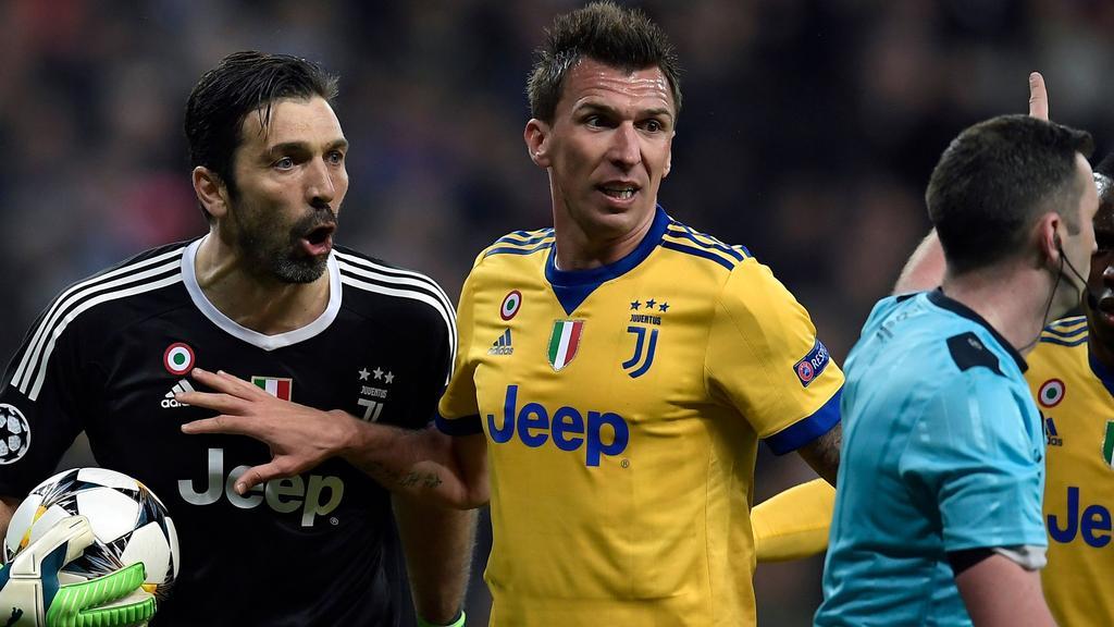 Gianluigi Buffon reaction, Alessandro Del Piero: Juventus ...