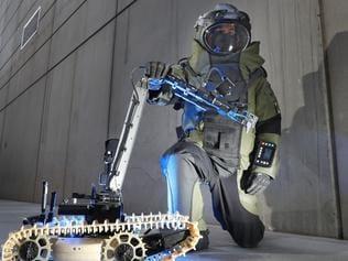 Bomb Squad Toys