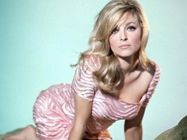 Actress Sharon Tate, who was murdered by the Manson family. Picture: Supplied