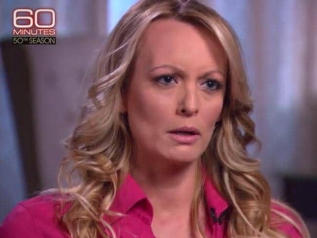 Stormy Daniels Has Sat Down For A Tell All Interview On 60 Minutes In The US