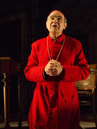 David Suchet in The Last Confession.