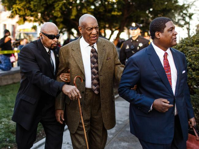 More than 50 women have accused Bill Cosby of drugging and sexually assaulting them. Picture: James Robinson/PennLive.com via AP