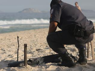 Dead Body Parts Wash Up On Rio De Janeiro Beach Near Olympic Volleyball Venue