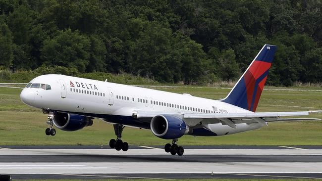 A Delta pilot had an awkward encounter with air traffic control.