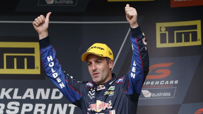 Jamie Whincup hopes to snatch the Supercars championship with a last-gasp miracle at the Sydney 500.