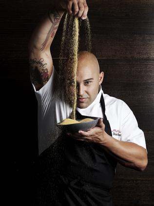 Shane Delia is a master of Middle Eastern cooking. Picture: Supplied