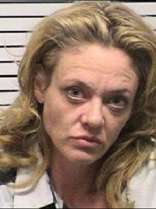 This photo provided by Iredell County, NC, sheriffs department, Lisa Robin Kelly is shown. Kelly is free on bond after being arrested for assault. Police in the Charlotte, N.C., suburb of Mooresville arrested the 42-year-old Kelly and 61-year-old husband Robert Joseph Gilliam after responding to a disturbance at their home Monday, Nov. 26, 2012. Both are free on bond. Gilliam is charged with misdemeanor assault on a female. Kelly is charged with misdemeanor assault. They were taken to the Iredell County Detention Center and released on $500 bond apiece. They have a court date of Jan. 25. It's not known if either has an attorney. Kelly portrayed Laurie Forman, sister of Topher Grace's lead character Eric, on the FOX series, which ended in 2006. She also appeared on the TV shows 'Murphy Brown' and 'Married . . . With Children.' (AP Photo/Iredell County, NC, sheriffs department)