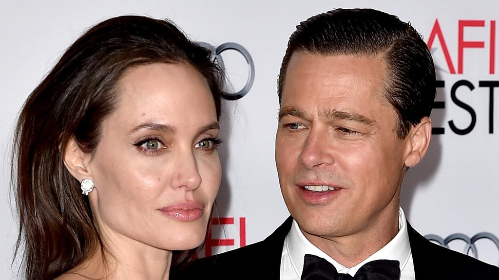 "Whether you're Angelina and Brad, or Angela and Bob from down the street, separation is awful. (Pic: Kevin Winter/AFP)  <a capiid=""d4c222f3278ab35f34194be8dab70f54"" class=""capi-video"">Brad Pitt opens up about bitter divorce with Angelina Jolie</a>"