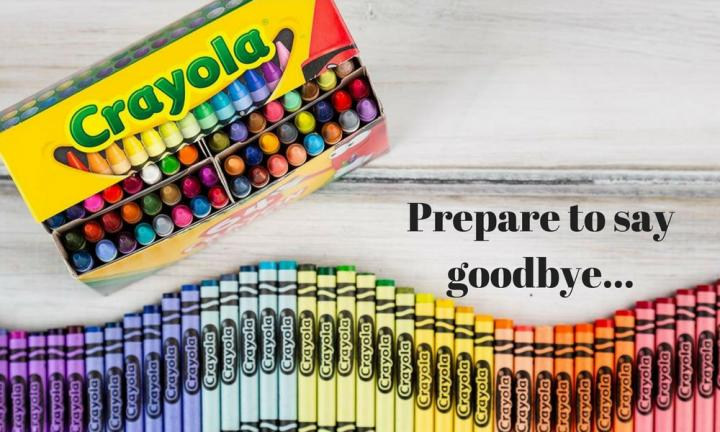 Crayola is about to make a big announcement