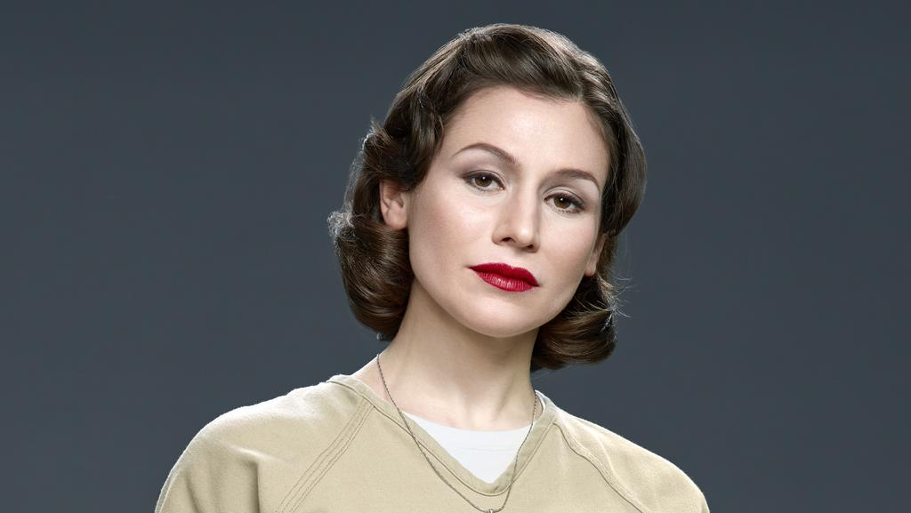Orange is the New Black's Aussie star Yael Stone makes a ...