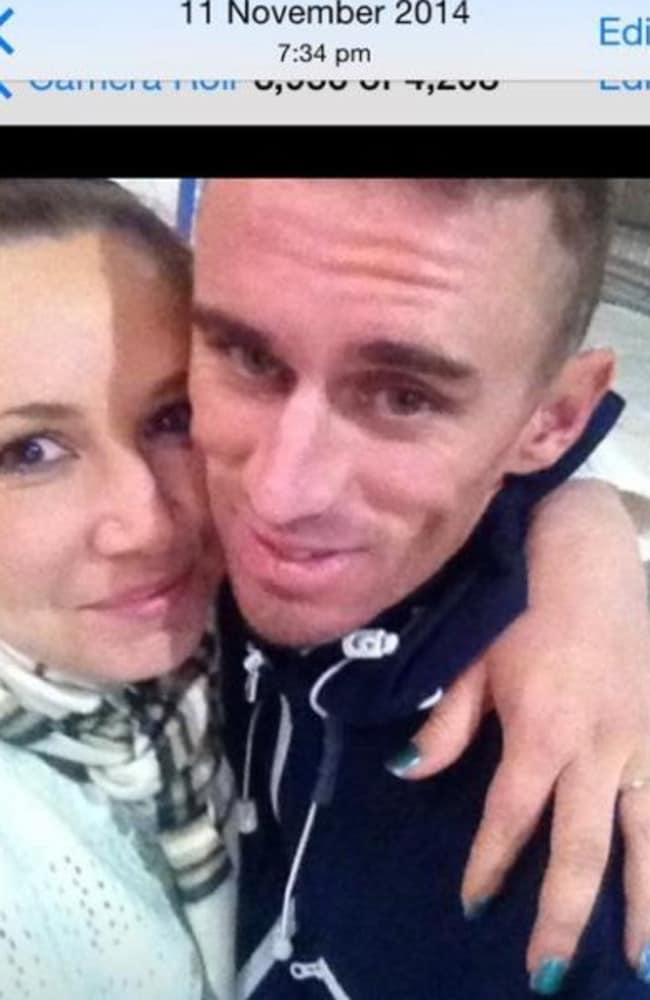 Karlie Tyrrell and Brendan Collins, the biological parents of William Tyrrell.