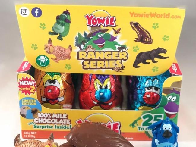 The Yowie Ranger Series. Picture: Supplied
