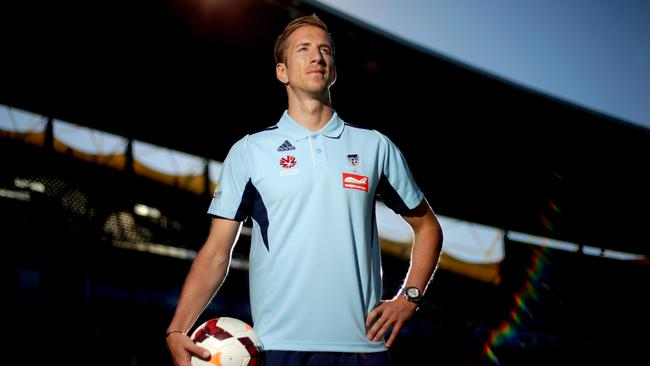 Austrian International captain Marc Janko signed with Sydney FC.
