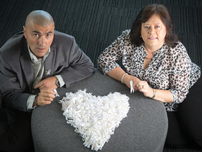 A thousand heartfelt messages to end silence
