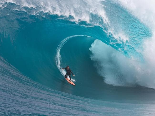 surfers face off with nature in australia surf movie