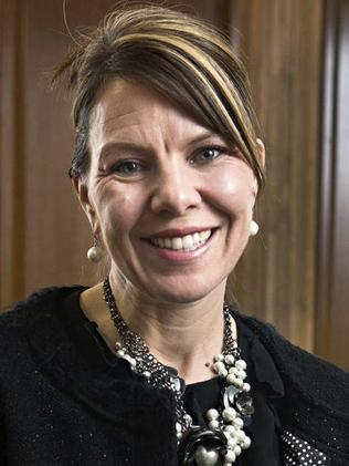 Jennifer Riordan was killed on a Southwest Airlines plane when she was flying home from a business trip to New York and an engine blew, smashing the window she was sitting next to. Picture: Marla Brose/The Albuquerque Journal via AP.