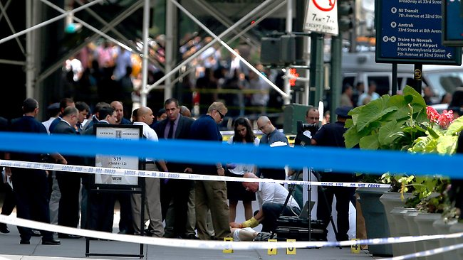 Empire State Building Shooting