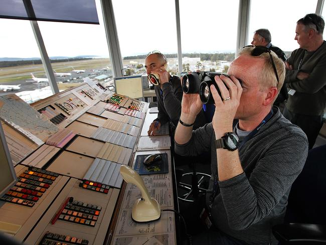 Air traffic control recordings span the whole event — from first sightings through to air safety inquiries made immediately after the incident.