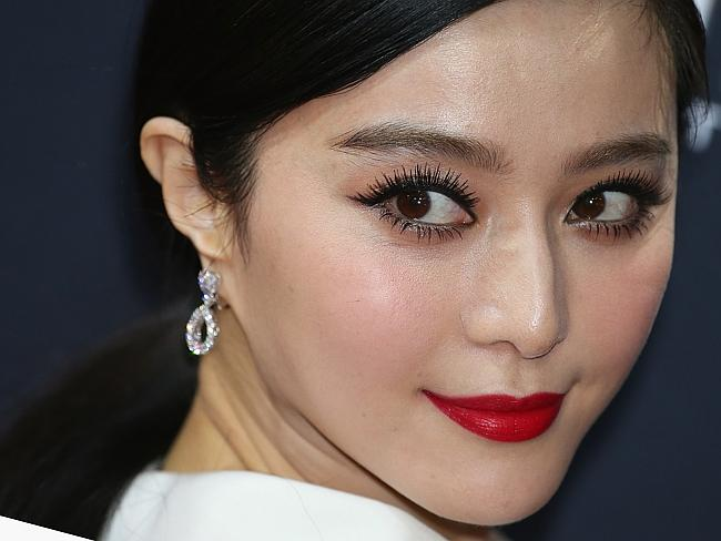Fan Bingbing at the Australian premiere of  <i>X-Men: Days of Future Past</i>.