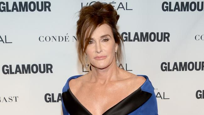 Transgender activist ... Caitlyn Jenner stunned the world when she revealed her gender transition.