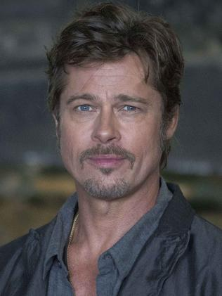 Actor Brad Pitt will star in the promotional piece. Picture: AP