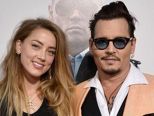 FILE: Amber Heard Granted Domestic Violence Restraning Order Against Johnny Depp