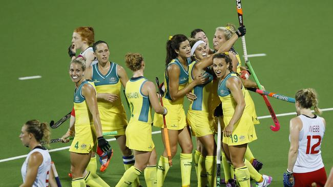 The Hockeyroos got the job done in Glasgow in dramatic circumstances.