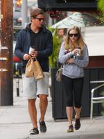 <p>New couple Amanda Seyfried and Josh Hartnett appear to still be going strong despite break-up rumours. Picture: Snappermedia</p>