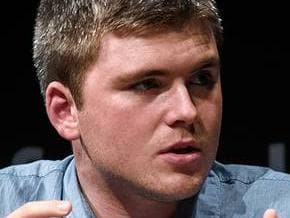 Stripe co-founder John Collison.