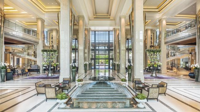 Global Hotel Alliance's Discovery program covers Kempinski hotels.