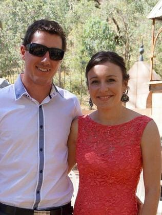 Aaron Leeson-Wooley and Stephanie Scott / Picture: Facebook