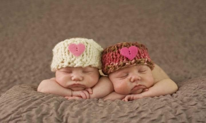Twins and more – all about multiples