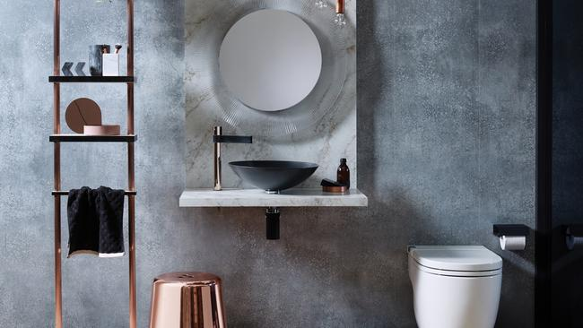 Tap Into Multiple Textures To Bring Warmth To Your Bathroom Heraldsun