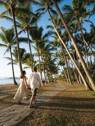 The trail would link the tourism hub of Palm Cove ...