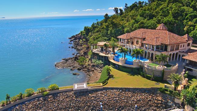 mega mansion for sale in airlie beach the courier mail