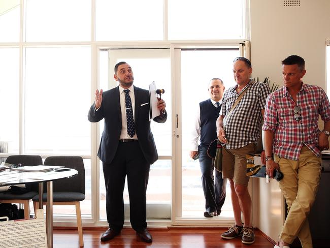 Auctions are booming in Sydney. Picture: Supplied