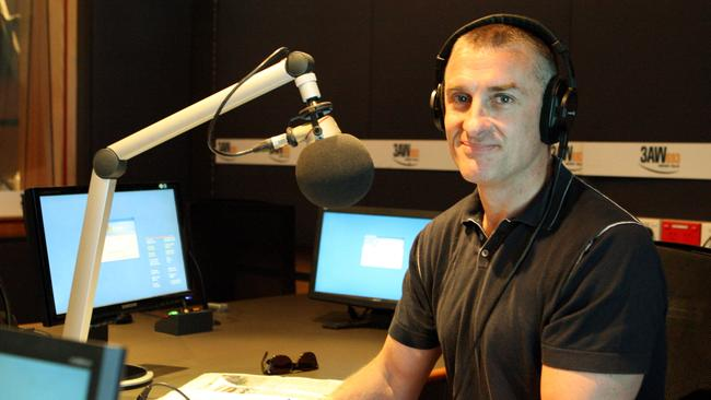 3AW's Tom Elliott