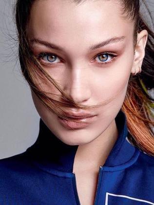 Popular ... Bella Hadid followed sister Gigi into modelling. Picture: Instagram
