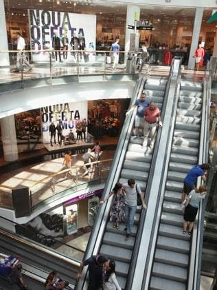 Is the mall your mecca? You're not necessarily a dysfunctional shopper, just a self-gifter.