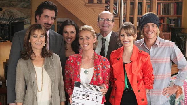 Final hurrah? ... Offspring is coming back for another season, but it might be a one-off before it's put to rest for good. Picture: Supplied