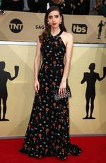 Actor Zoe Kazan attends the 24th Annual Screen Actors Guild Awards at The Shrine Auditorium on January 21, 2018 in Los Angeles, California. Picture: Frederick M. Brown/Getty Images