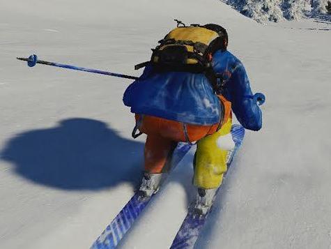 World's most extreme snow sports simulator