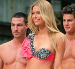 <p>There it is ... Amber Le'Strange with Justin Hemmes. Source: The Daily Telegraph</p>